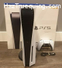 Sony PlayStation 5 PS5 Game Console Dis